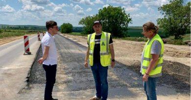 Проект по реконструкции дороги Комрат - Вулканешты. Сколько работы выполнено?