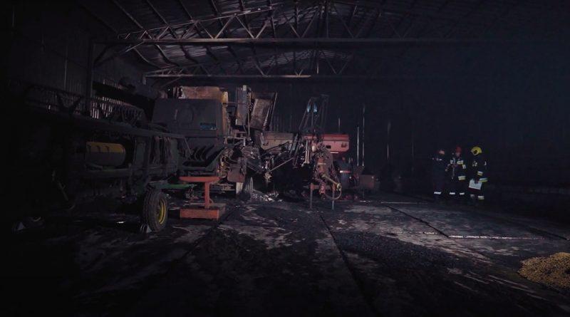 (Видео) В Копчаке подожгли сельхозтезнику советника села