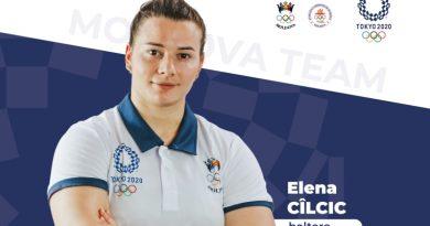 Спортсменка из Гагаузии Елена Кыльчик выступит на Олимпиаде в Токио