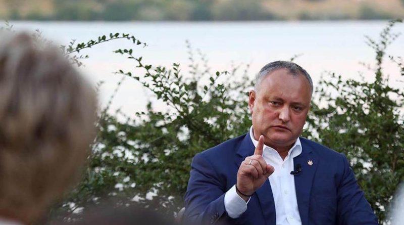 """""""Додон вел себя всегда как барин"""". Кендигелян про отсуствие диалога между башканом и лидером ПСРМ"""
