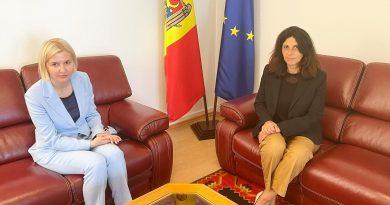 Башкан Гагаузии  встретилась с секретарем Венецианской комиссии. Что они обсуждали?
