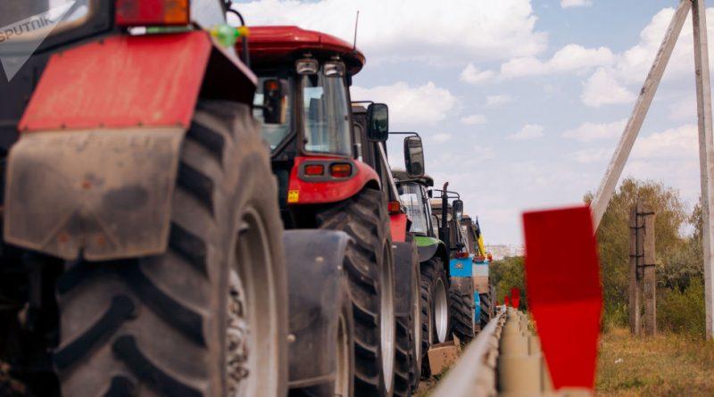 Аграрии требуют остановить рост цен на топливо. И грозят новыми протестами