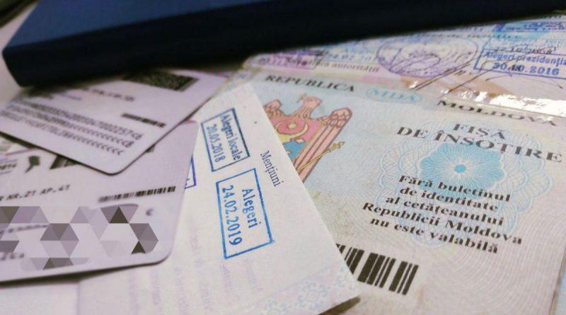 В Молдове перед выборами ускорят выдачу удостоверений личности
