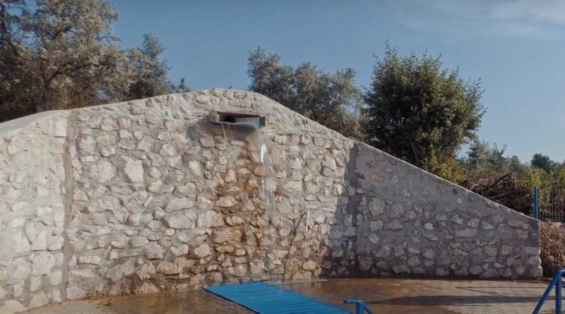 (Видео) В Копчаке восстановили самый крупный в селе родник с питьевой водой