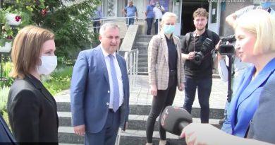 (Видео) Ирина Влах поздравила Майю Санду с вступлением в должность президента, спустя полгода после инаугурации