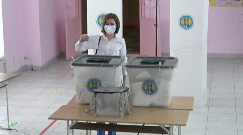 (Видео) Майя Санду призвала все госучреждения обеспечить свободные и честные выборы