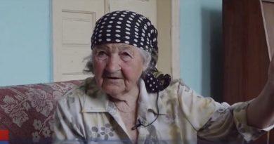 В Вулканештах 90-летняя мать 11 детей живет в нищете и одиночестве