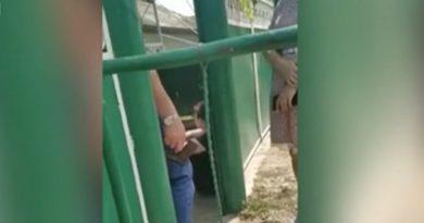 В Конгазчике мужчина угрожал супруге пистолетом и гранатой. Как отреагировала полиция?