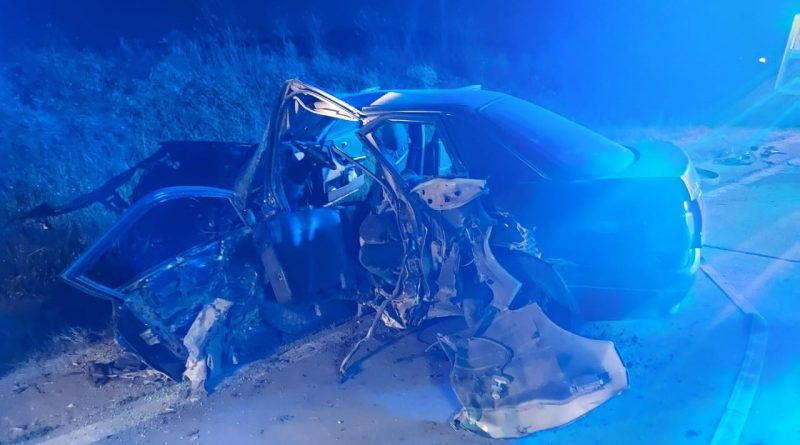 (Фото) На севере Молдовы в ДТП погибли два человека