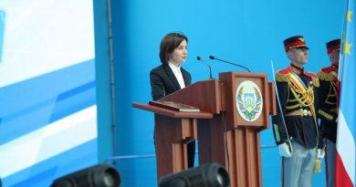 Майя Санду встретится с мэрами населенных пунктов Гагаузии