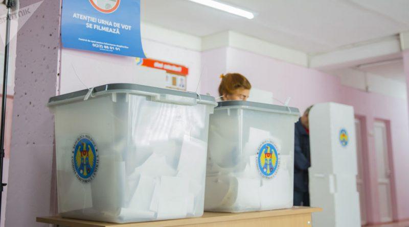 В Молдове открылись все  участки для выборов