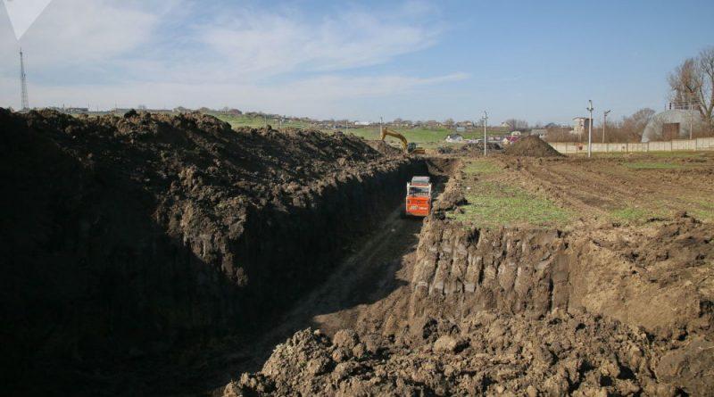 Для строительства противопаводковой дамбы в Комрате понадобились дополнительные деньги