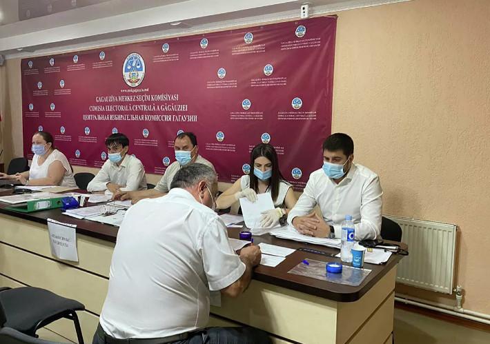 Ажиотаж в ЦИКе Гагаузии: претенденты на депутатские кресла в НСГ создали очередь