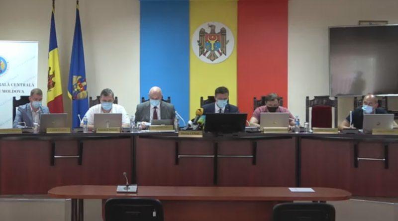 ЦИК утвердил итоги досрочных парламентских выборов