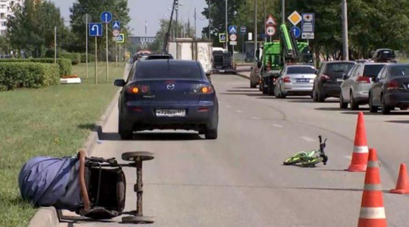 18-летняя москвичка сбила на переходе трех детей — двое малышей скончались