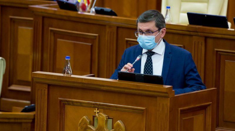 Фракция PAS выдвинула Игоря Гросу в спикеры парламента
