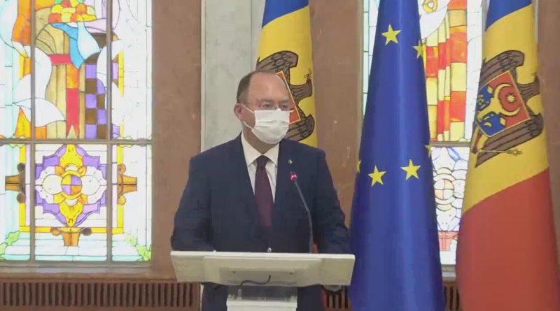 Румыния предоставит Республике Молдова 300 тысяч евро