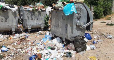 Мусорный коллапс в Вулканештах: в городе могут ввести чрезвычайную ситуацию