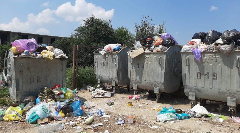 В Вулканештах ввели чрезвычайную ситуацию из-за проблем с вывозом мусора. Что дальше?