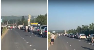 (Видео) Все таможни в Молдове с утра были заблокированы - отказала система охлаждения сервера