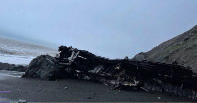 (Фото) Авиакатастрофа на Камчатке: найдены тела 19 человек, на полуострове объявлен траур
