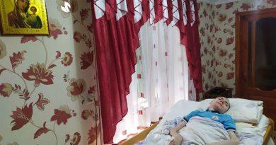 """""""Это мой жизненный крест"""". История Федоры Собор из Конгаза, которая 32 года ухаживает за больным сыном"""