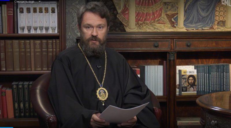 Митрополит РПЦ: «Не привившиеся будут отмаливать грех всю жизнь»