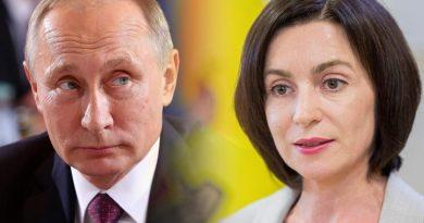 На повестке дня вывод российских войск из Приднестровья. Санду рассказала, когда может состояться ее встреча с Путиным