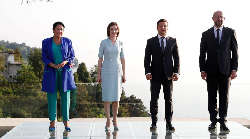 Майя Санду провела несколько двусторонних встреч в Батуми. Правительства Кишинева и Киева проведут совместное заседание