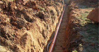 Проект по строительству канализационных сетей в коммуне Светлый. На какой стадии работы?