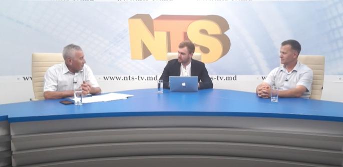 (Видео) Качество питьевой воды в Комрате/ Сергей Анастасов, Иван Хаста