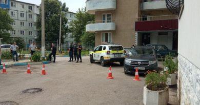 В Бельцах две девушки спрыгнули с многоэтажного дома