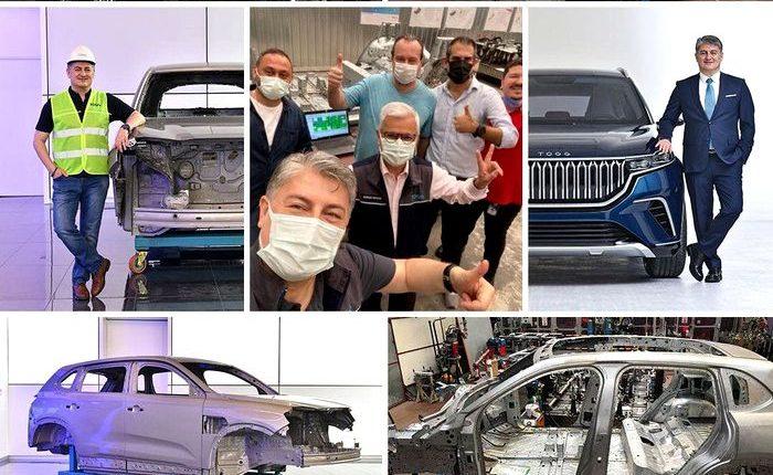 (Фото) Турция запускает свои первые автомобили. Они будут на электродвигателе