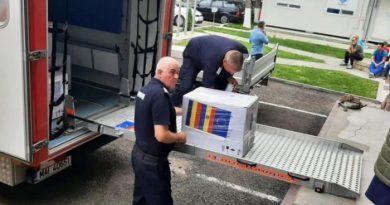 Румыния передаст Молдове более 100 тысяч доз вакцины Pfizer BioNTech