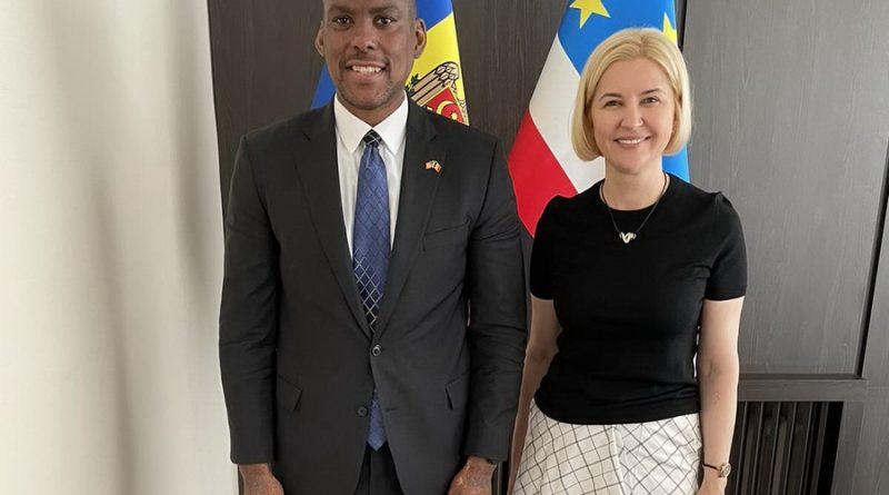 Башкан встретилась с послом США. Что они обсуждали?