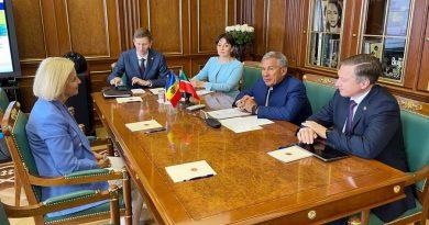 Саммит в Татарстане: с кем встретилась Ирина Влах и какие вопросы обсуждались