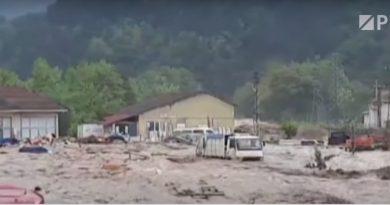 (Видео) Мощные наводнения на черноморском берегу Турции. Погибло 38 человек