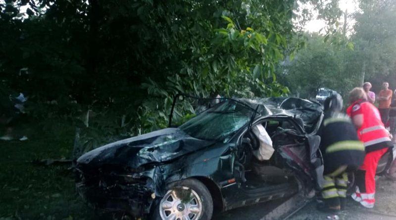 (Фото) Смертельное ДТП в Бричень. За рулем находился подросток без водительских прав