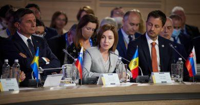 """Майя Санду: """"Крым является частью Украины"""""""