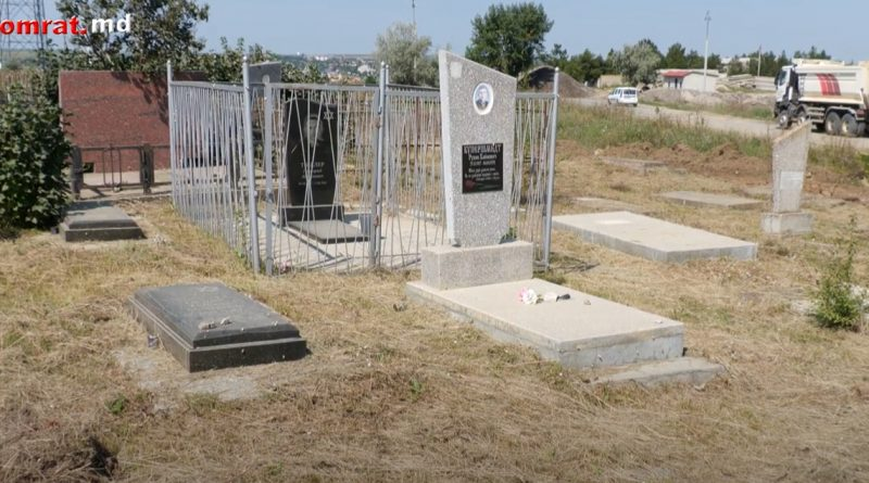 (Видео) В Комрате облагораживают еврейское кладбище
