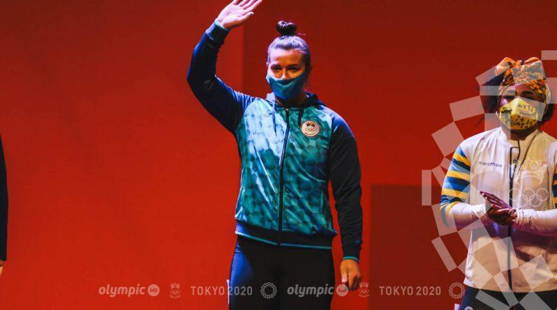 Елена Кыльчик: «Я счастлива, что выступила на Олимпийских Играх»