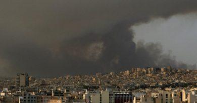 Лесные пожары вблизи Афин: тысячи людей покинули свои дома