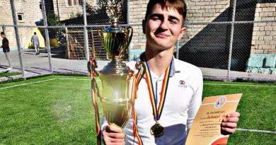 Спортсмен из Чишмикиой вошел в состав сборной Молдовы по баскетболу