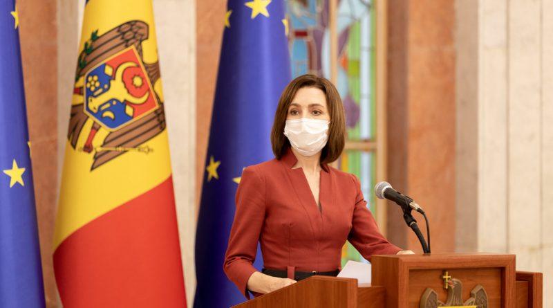 Майя Санду намерена возобновить экспорт молдавской продукции в Россию