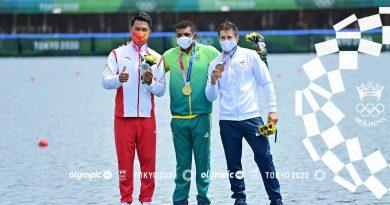 Спортсмен из Молдовы Сергей Тарновский стал бронзовым призером Олимпиады в Токио