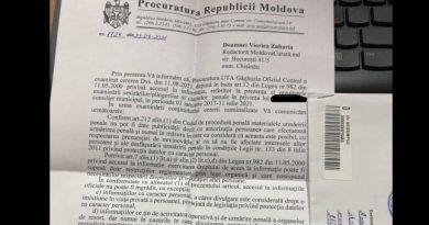 В прокуратуру Гагаузии отправили запрос на одного из мунсоветников Комрата. В ведомстве ответили, что ответ может навредить его репутации