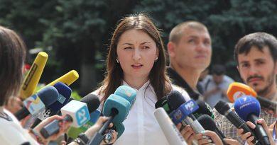 Экс-замглавы Антикоррупционной прокуратуры Адриана Бецишор предстанет перед судом