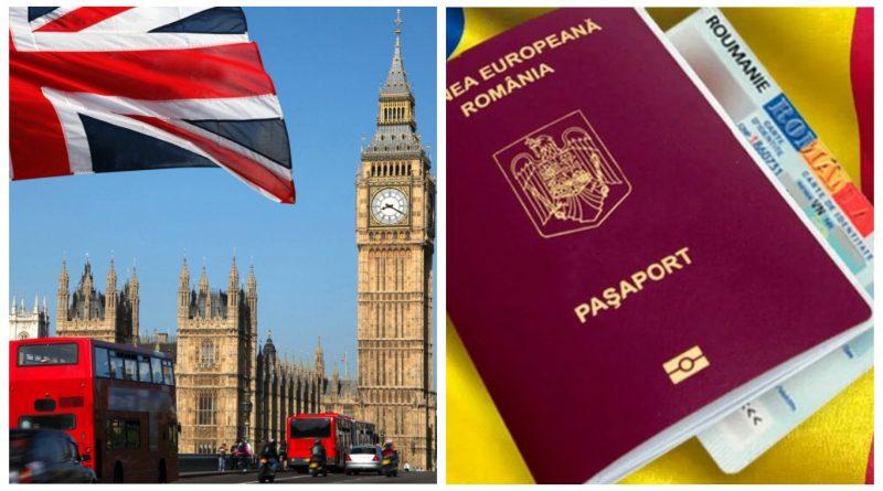 Молдаване c румынским гражданством не смогут въезжать в Великобританию на его основании