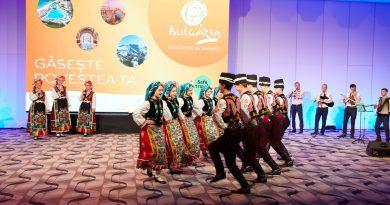 (Фото) В Кишиневе прошла презентация туристического потенциала Болгарии