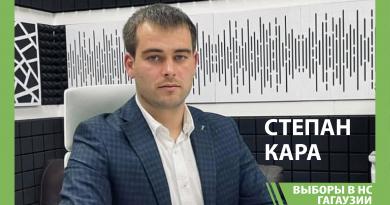 Профиль кандидата в депутаты НСГ: Степан Кара